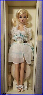 The Ingenue Silkstone Barbie Doll 2006 Gold Label Mattel #k7932 Mint Nrfb