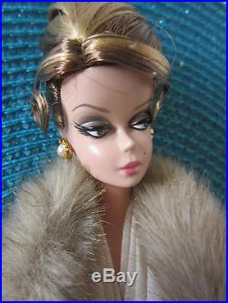 The Interview Barbie Silkstone Gold Label Fashion Model Collection