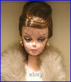 The Interview Silkstone Barbie BFMC NRFB 2007 Gold Label 10,400 WW Mattel K7964