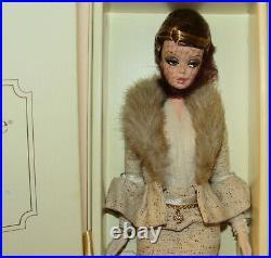 The Interview Silkstone Fashion Model Barbie Doll #K7964 Gold Label