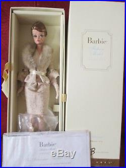 The Interview Silkstone barbie NRFB Mint