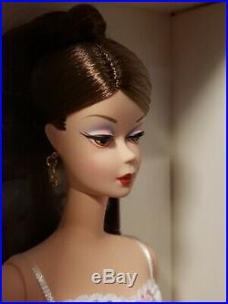 The Lingerie Silkstone #2 Barbie Doll 2000 Limited Edition Mattel #26931 Nrfb