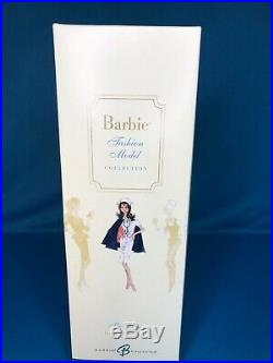 The Nurse Barbie Doll Silkstone NRFB Gold Label J4253 Mint