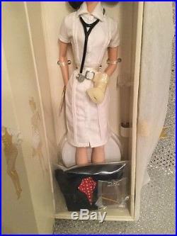 The Nurse Silkstone Barbie Doll 2005 Gold Label J4253 Gold Label Nrfb Mint