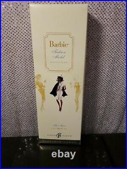 The Nurse Silkstone Barbie Doll Bfc Exclusive Platinum Label Mattel K5870 Nrfb
