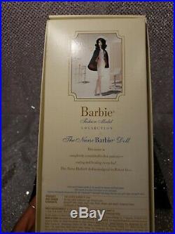 The Nurse Silkstone Barbie Doll Gold Label 2005 Mattel #j4253 Mint Nrfb