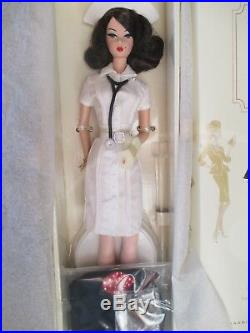 The Nurse Silkstone Barbie NRFB -Gold Label