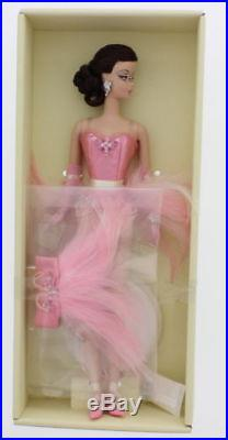 The Showgirl NEW Barbie Fashion Model Collection Silkstone Doll Gold Label NRFB
