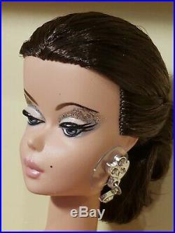 The Showgirl Silkstone Barbie Doll 2008 Gold Label Mattel #l9597 Nrfb