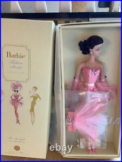 The Showgirl Silkstone Barbie doll, NRFB, Mattel