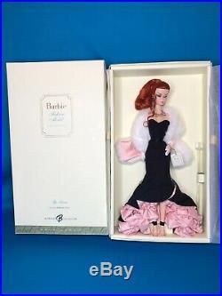The Siren Barbie Fashion Model Silkstone 2006 Gold Label Edition