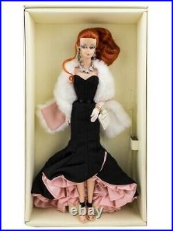 The Siren Silkstone Barbie Doll (Barbie Fashion Model Collection) (Gold Label)