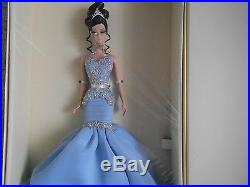 The Soiree Barbie Doll Silkstone Fashion Model Mattel K7965 Gold Label Mint