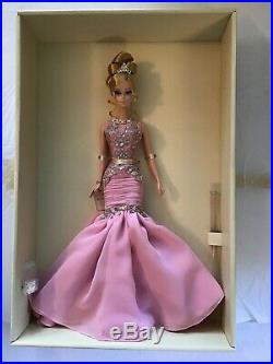 The Soirée Barbie Fashion Model Silkstone 2000 Platinum Edition NRFB #112of 999