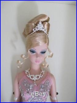 The Soiree Silkstone Barbie NRFB -Platinum Label Rare #125 of 999