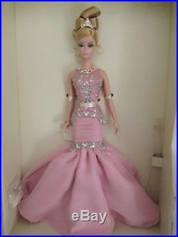 The Soiree Silkstone Barbie NRFB -Platinum Label Rare LE999
