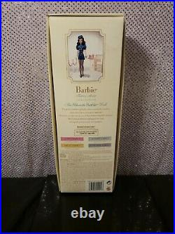 The Usherette Silkstone Barbie Doll 2007 Gold Label Mattel K8668 Nrfb
