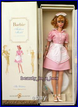 The Waitress Silkstone Barbie Doll Fashion Model Collection Gold Label