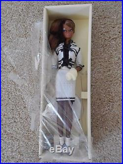 Toujours Couture Silkstone Barbie #M3275 NRFB 2008 Gold Label African-American