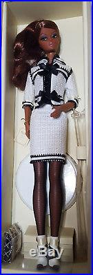 Toujours Couture Silkstone Barbie -NRFB -MINT -Gold Label Fashion Model Coll