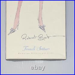 Trench Setter Silkstone Barbie Doll 2003 Gold Label #B3442 RARE