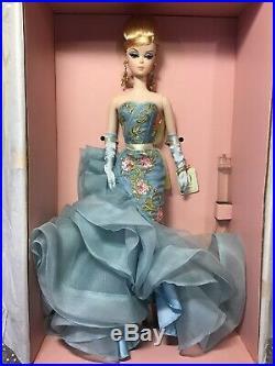 Tribute 10 Years Silkstone Barbie Doll 2010 Gold Label T2155 Nrfb Mint