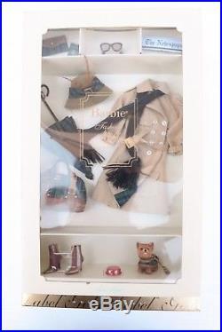 True Brit attire, Barbie Silkstone, Gold Label, Robert Best