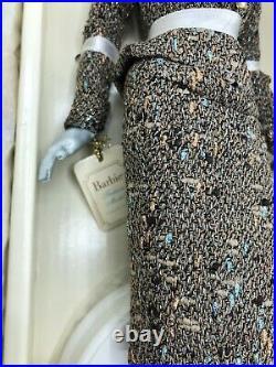 Tweed Indeed Silkstone Barbie Doll 2006 Gold Label Mattel J0958 Nrfb