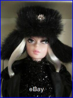 VERUSHKA Silkstone Barbie NRFB Gold Label LE4000 worldwide