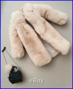 VHTF Lovetones coat and bag fit Fashion Royalty Poppy Parker Barbie Silkstone
