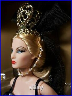 Venetian Muse Barbie Doll 2013 Gold Label Mattel Bcr03 Nrfb