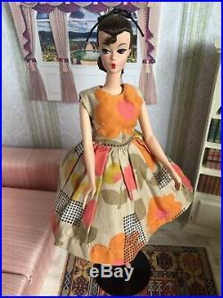 Very Rare! Barbie Silkstone Ooak Doll as Bild Lilli By Lolaxs
