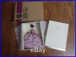 Violette Barbie Platinum Label Silkstone Fashion Model WithShipper RARE HTF