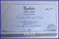 Violette Silkstone Barbie Platinum Label Nrfb