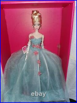 Wow Very Rare 2020 Silkstone The Gala's Best Barbie Doll Nrfb Platinum Label